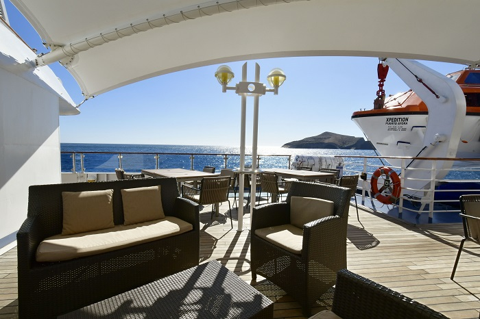 Celebrity Xpedition luxus yacht