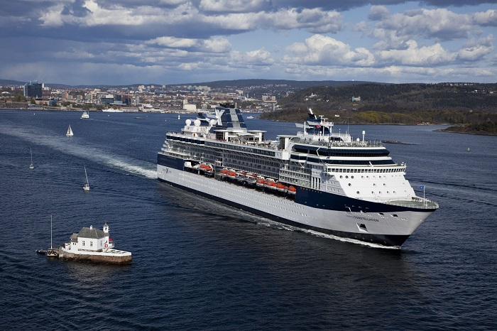 Celebrity Constellation luxushajó